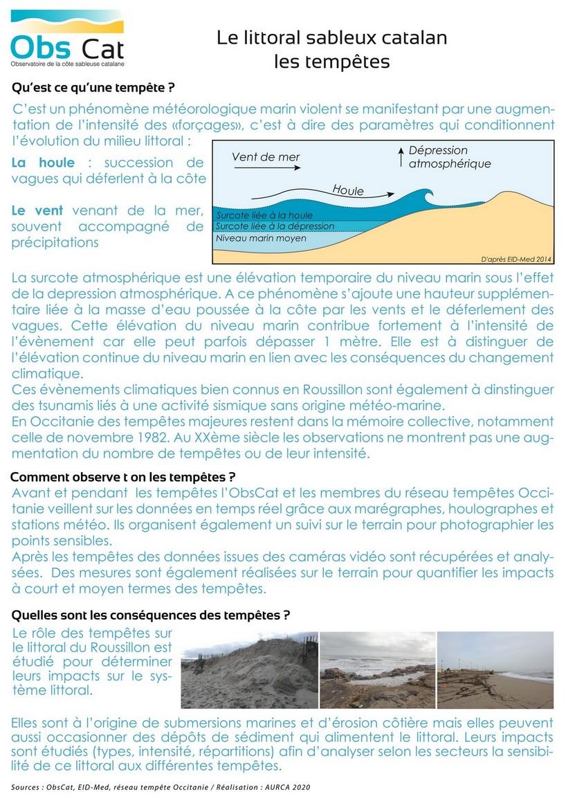 WEB_littoral sableux catalan_les tempêtes_2020